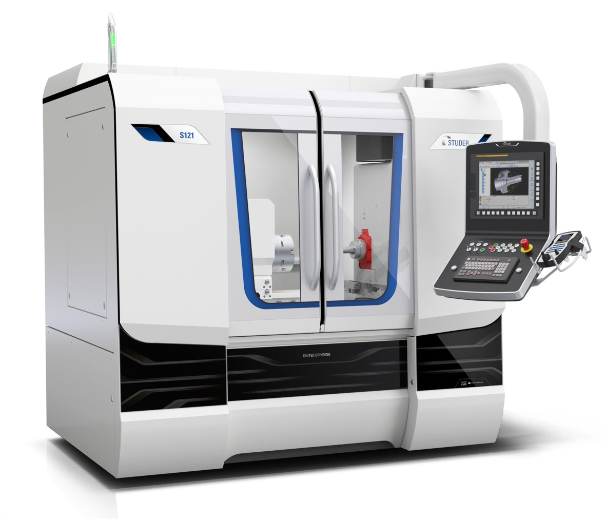 Studer S121 CNC Internal Grinding Machine for diverse internal grinding applications
