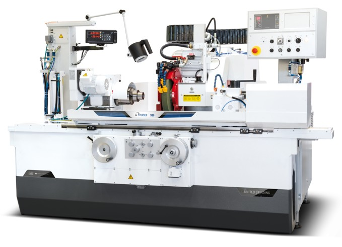 Studer S30-1 Manual Universal Cylindrical Grinding Machine