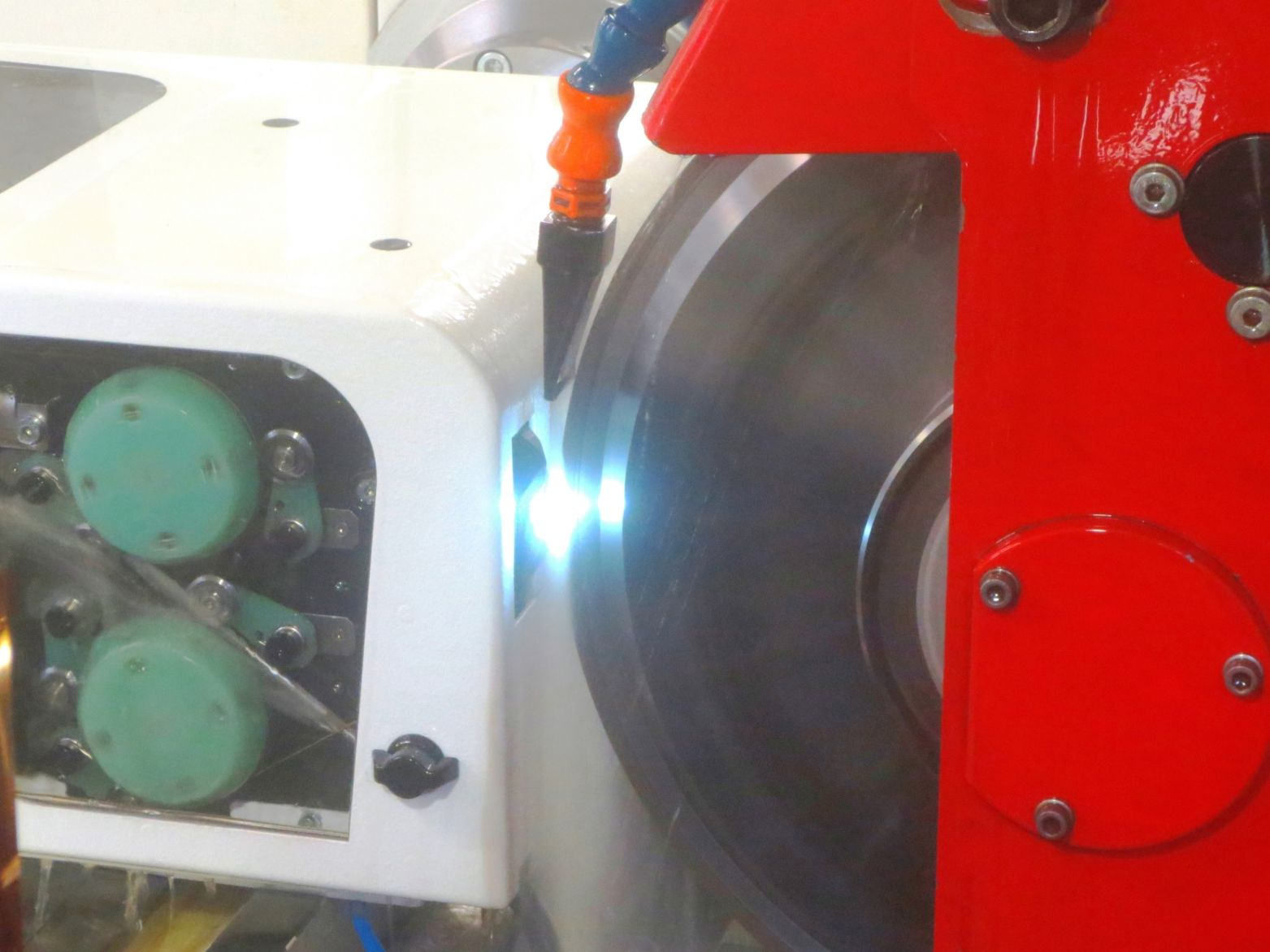 Studer WireDress EDM Grinding Wheel Dressing System